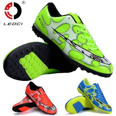 kid football shoes soccer shoes boots chuteira futebol indoor