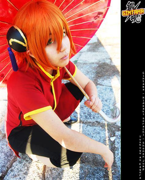 Tutorial Cosplay Kagura Gintama | kagura gintama cosplay by yushuyu on deviantart