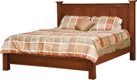 daniel s amish bedroom furniture treasure king bed w low footboard by daniel s amish