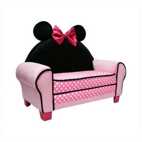 harmony disney minnie mouse toddler sofa 90079 the