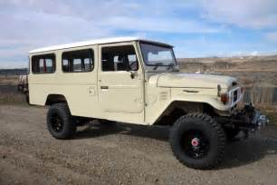 Toyota Troopy For Sale 1981 Toyota Hj47 Land Cruiser Troopy Grab A Wrench