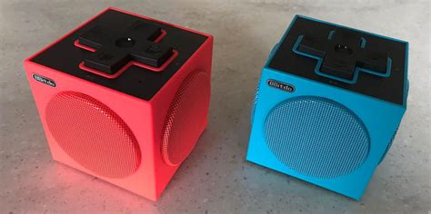 Murah 8bitdo Cube Stereo Bluetooth Speakers 8bitdo cube stereo bluetooth speakers review techy