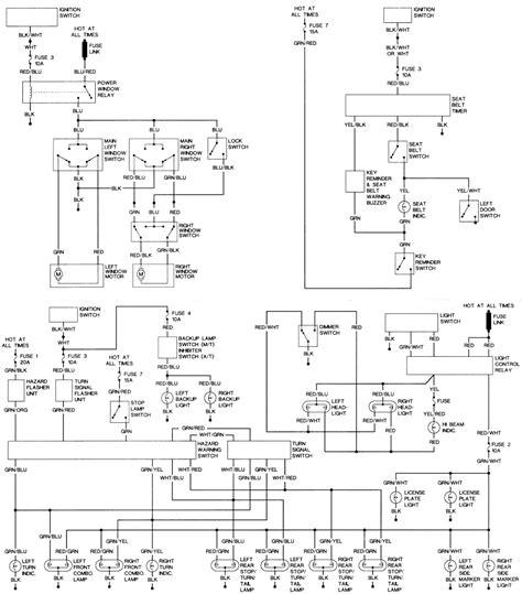 mitsubishi montoya wiring diagram vw wiring diagrams