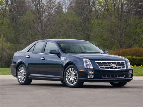 2010 cadillac sts price photos reviews features