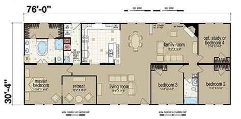 Champion Modular Home Floor Plans by Floor Plans Champion 381l Manufactured And Modular