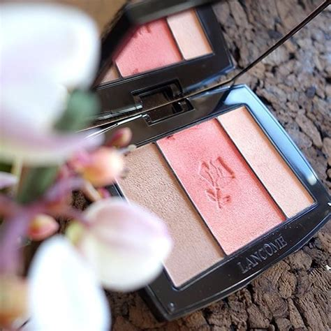 Lancome Blush Subtil Sheer Review by It S A Pink Lanc 244 Me Blush Subtil Palette Review