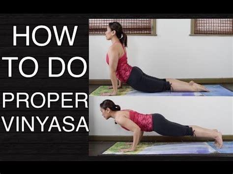 vinyasa yoga tutorial youtube vinyasa elaegypt