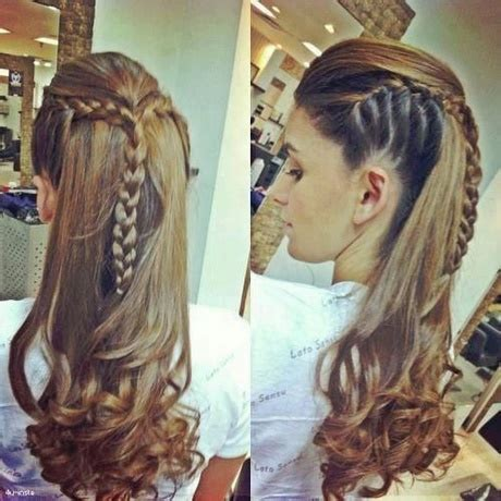 different hairstyles for long hair with braids different braid hairstyles for long hair