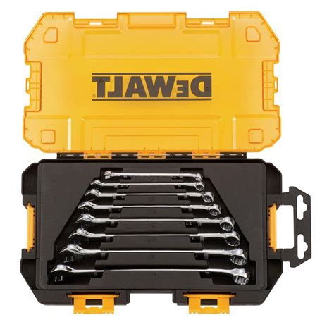 64 Pcs Mechanic Tool Set Mk 002 husky combination wrench set 28 28cw002nc the home depot