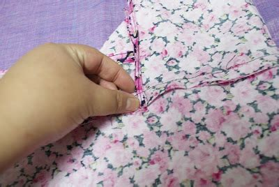 Baju Melukis Pink tutorial menjahit baju kurung kanak kanak 1 tahun ke atas part 8 farah rahim not just a
