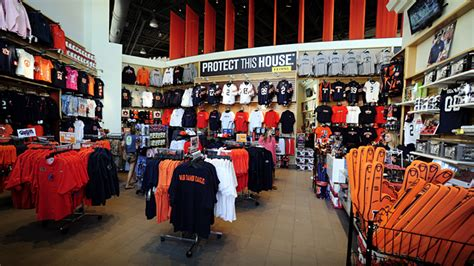 sports fan shop 10 signs auburn football is a week away