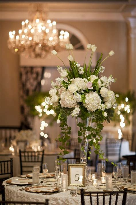 Color Of The Year 2017 Greenery Wedding Centerpiece Ideas High Centerpieces For Weddings