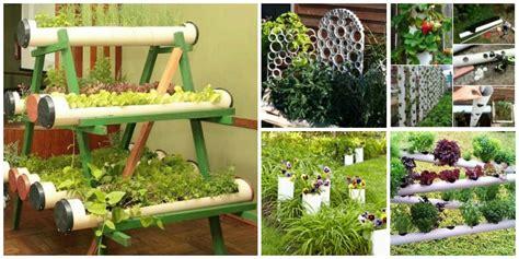 Pvc Garden Ideas 8 Diy Pvc Gardening Ideas And Projects