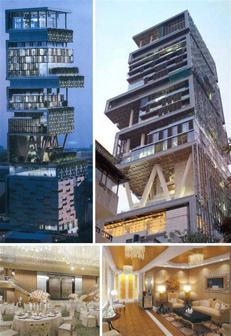 anil ambani house great grandiosity 9 of the world s most expensive houses urbanist