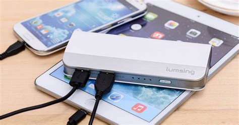 best portable device charger the best portable chargers for quickly juicing your device
