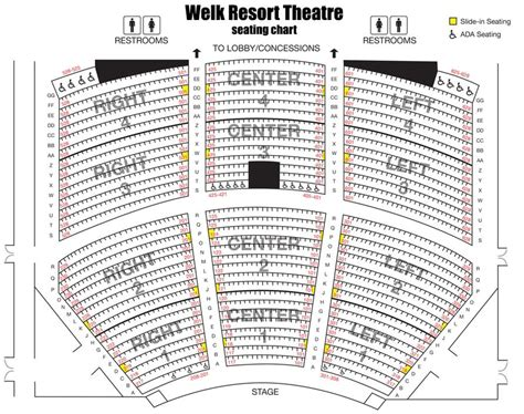 andy williams theatre branson seating chart andy williams theatre branson seating chart brokeasshome