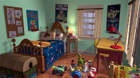 toy story andys bedroom disney files permits for andy s room in tomorrowland