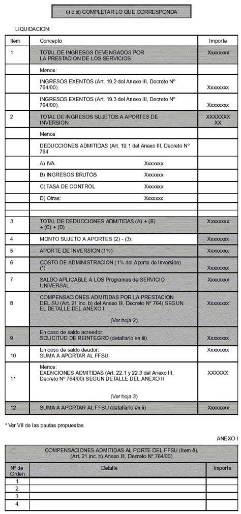 declaracion jurada de apertura de cuenta corriente secretar 237 a de comunicaciones