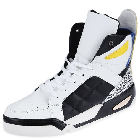 new fashion 2016 mens casual high top sport sneakers