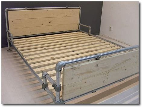 Kee Kl Pipe Fittings Learn More About Diy Industrial Woodworking Projects Bed Frame