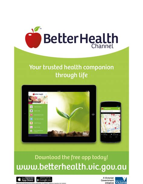 better mobile android better health channel v3 android ios app