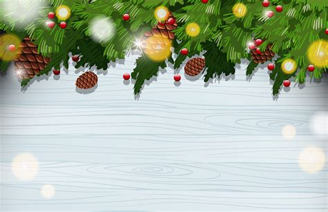 background template  ornaments  christmas tree   vectors clipart graphics