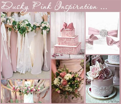 vintage dusky pink wedding colour themes and dusky wedding stationery and dusky wedding