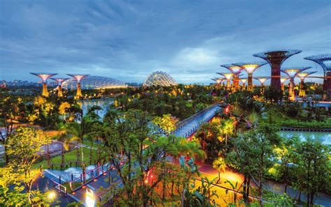 Gardens By The Bay In Mandarin by Singapur 2013
