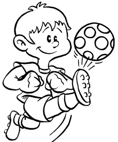 imagenes para pintar futbol im 225 genes para pintar de futbol para el d 237 a del futbolista