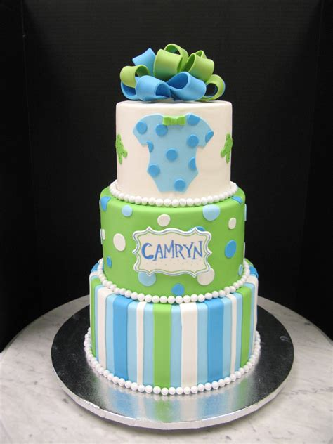 Blue And Green Baby Shower by Green And Blue Baby Shower Mousse