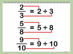 how to convert fractions to decimals 187 primary school