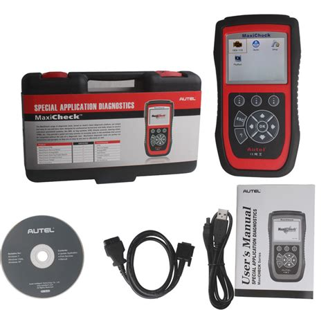 airbag reset tool gm autel maxicheck airbag abs srs light service reset tool