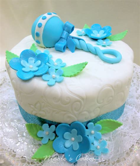 baby shower cakes beautiful boy baby shower cakes