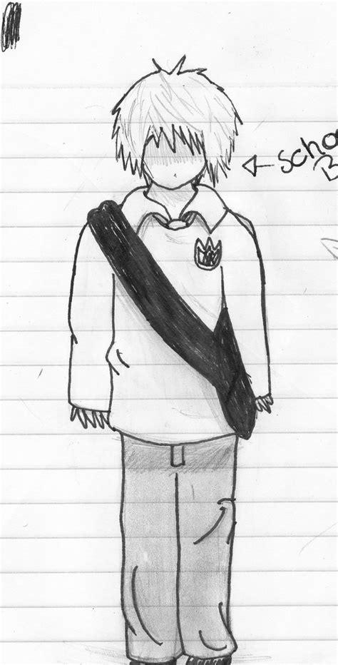 School boy Near by yaoi-and-L-fangirl on DeviantArt