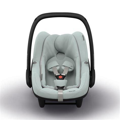 maxi cosi car seat for quinny maxi cosi pebble plus i size car seat in grey designed
