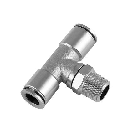 Pneumatic Fitting Brass Silincer 1 Pneumatik Fiting Kuningan brass pneumatic push in fittings xhnotion pneumatic