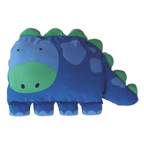 Dinosaur Pillows by Dinosaur Pillow Sewing