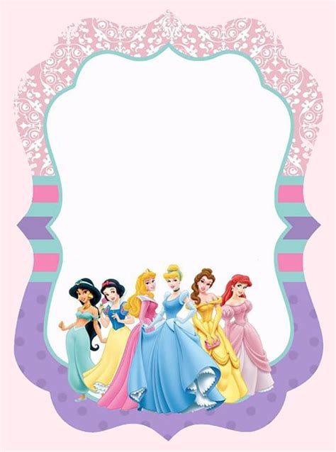 free disney templates lovely princess templates pictures inspiration exle