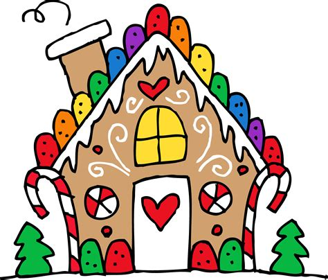 gingerbread house clipart cute gingerbread house clipart free clip art