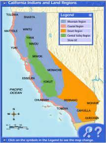 map of california regions mountain region thinglink