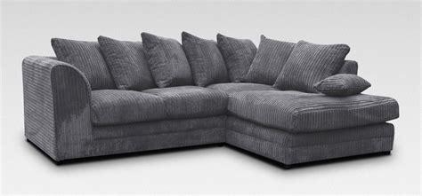 dylan jumbo cord corner sofa grey jumbo cord corner sofa dimensions 28 images new luxury