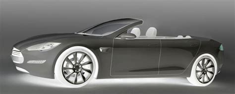 Convertible Tesla Model S Want A Tesla Model S Convertible Newport Engineering Says
