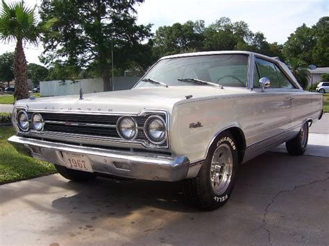 1967 plymouth for sale for sale 1967 plymouth satellite 2 door hardtop