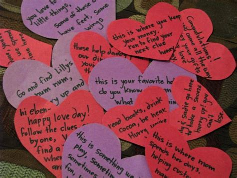 valentines treasure hunt how to make this valentine s day sexier than