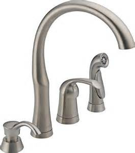delta 200 kitchen faucet delta 11946 sssd dst bellini single handle kitchen faucet