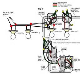 easy light fixture wiring diagrams wiring a light switch and outlet wiring diagrams