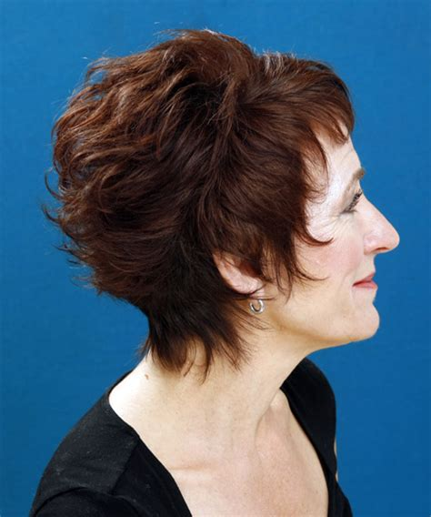 pictures of back of wispy short hair short shag hairstyles back view memes