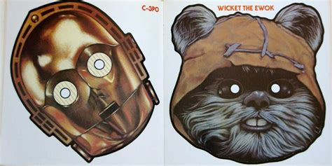 printable r2d2 mask c 3po and wicket ewok masks free masks be anyone or