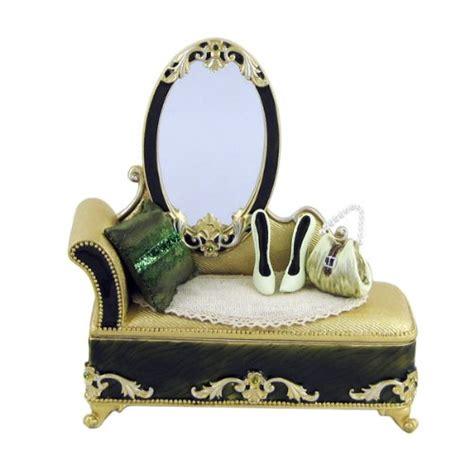 cheapest mirror vanity jewelry box ring