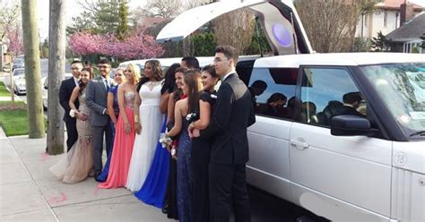 Prom Limousine by 2018 Prom Limo Service Rental Nyc Jet Door Limos